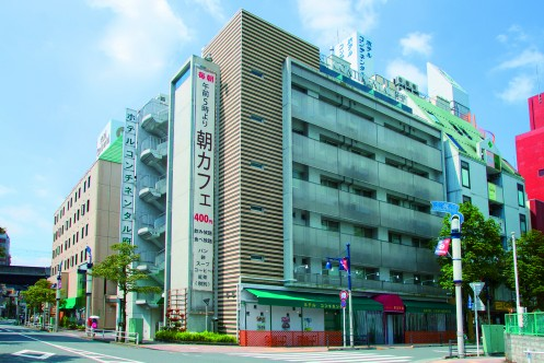 Exterior view of HOTEL CONTINENTAL FUCHU
