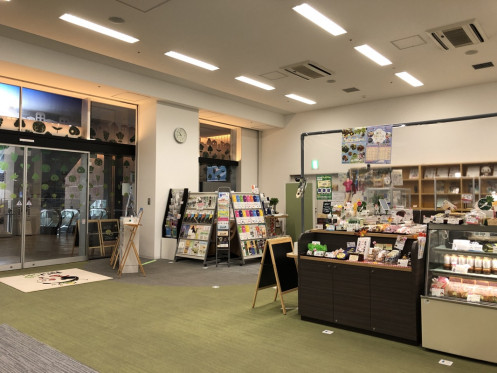 Inside view of Industrial and Tourist Information Corner (inside the Nerima City Citizens' and Industrial Plaza)・Computer_3